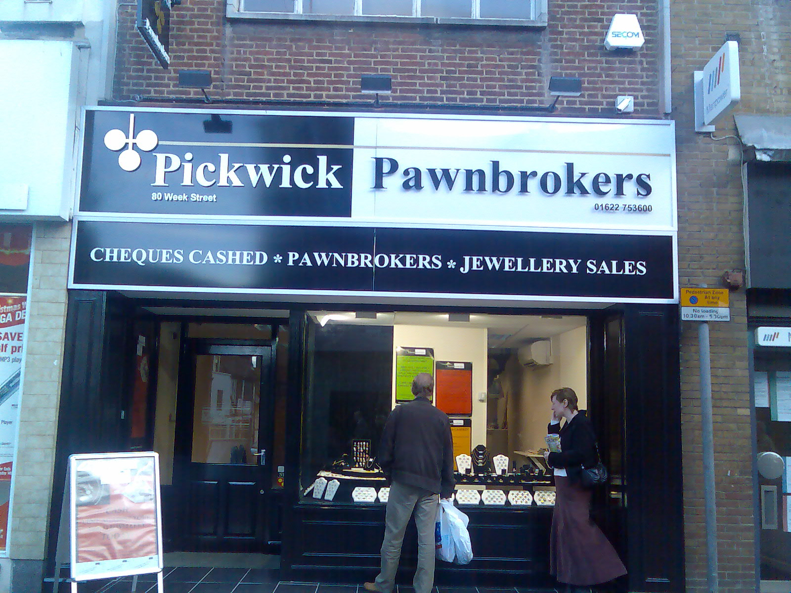 pawn brookers