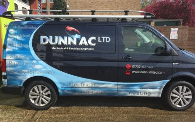What is vehicle wrapping?